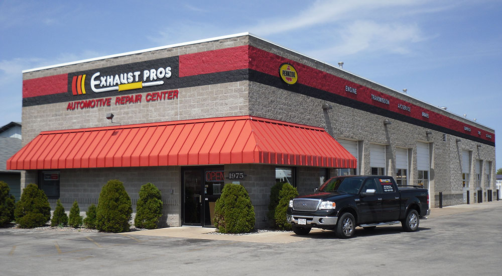 Exhaust Pros Automotive Home